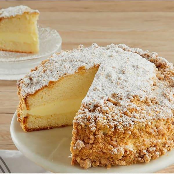 Limoncello Cake - 600 gms