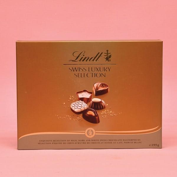 Lindt Swiss Luxury Selection Chocolates