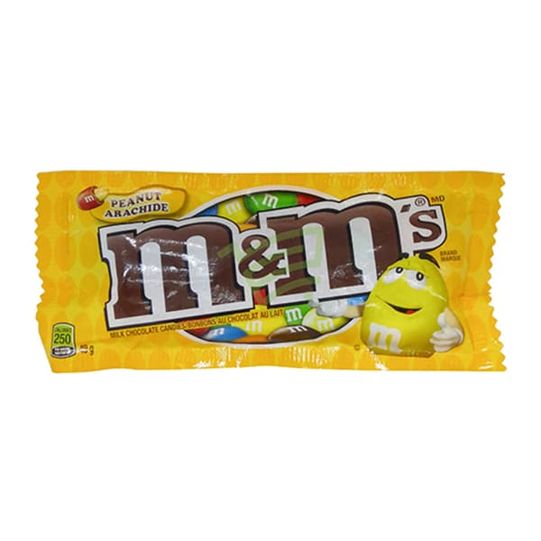 M&M's Peanut Arachide