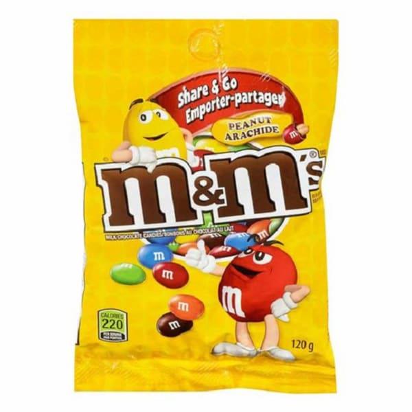 M&M's Peanut Pack
