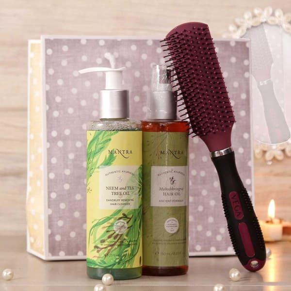 Mantra Ayurvedic Haircare Essentials