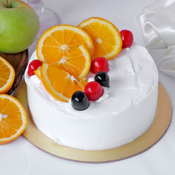 Mix Fruit Cake with Premium Frosting (1 Kg)