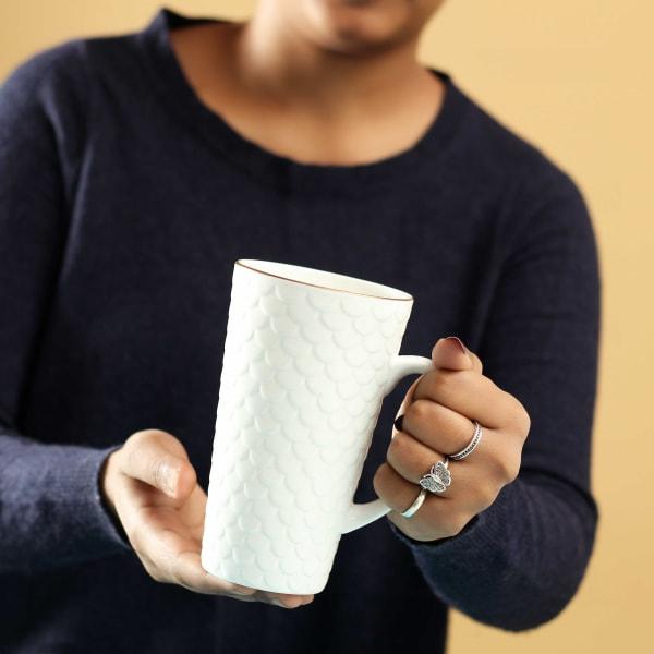 Multi Use Large Ceramic Mug