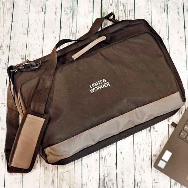MultiutilityLaptop Bag Cum Gadget Organiser