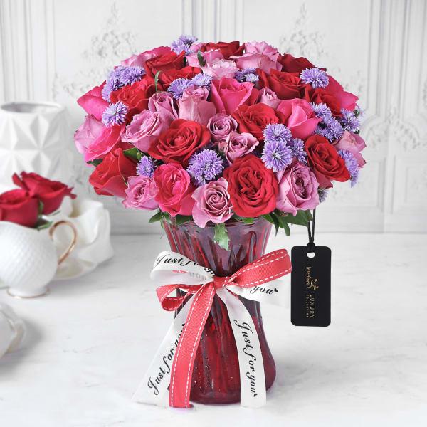 My Passion Flower Bouque