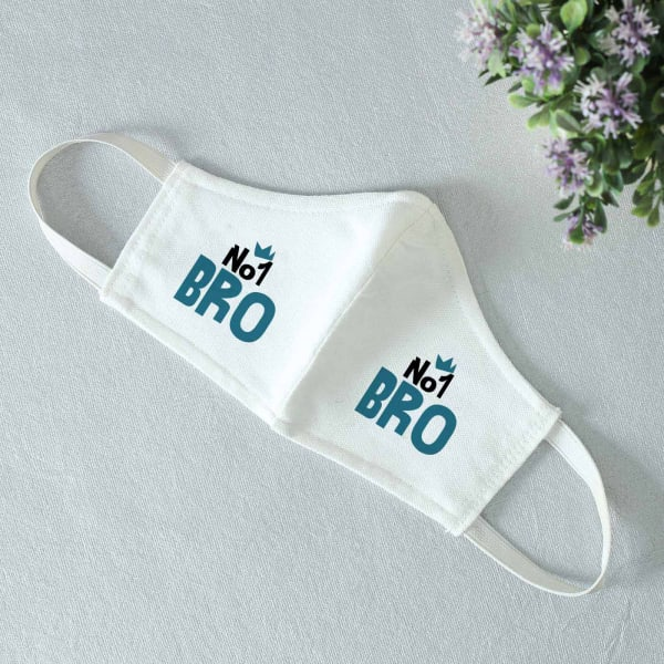 No. 1 Bro Safety Face Mask