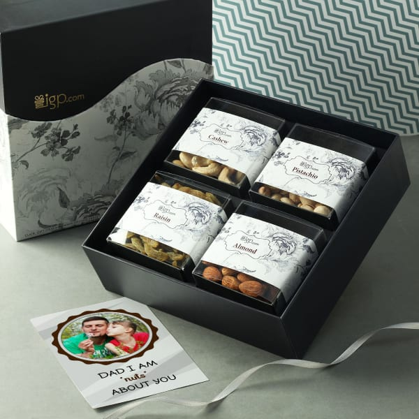 Nuts About Dad Gourmet Gift Box
