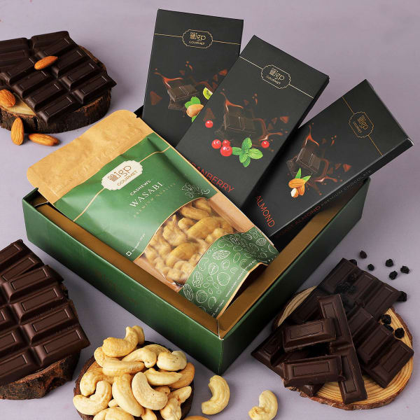 Nutty And Chocolatey Gift Pack