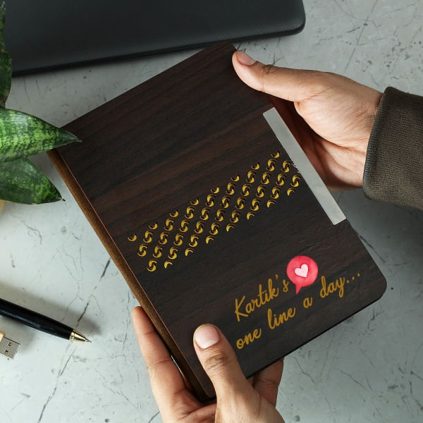 One Line A Day Personalized Diary