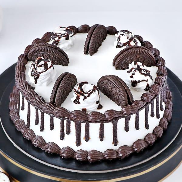 Oreo Drip Cake 1 Kg