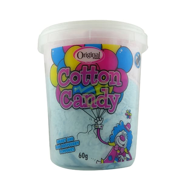 Orignal Foods Cotton Candy Pack