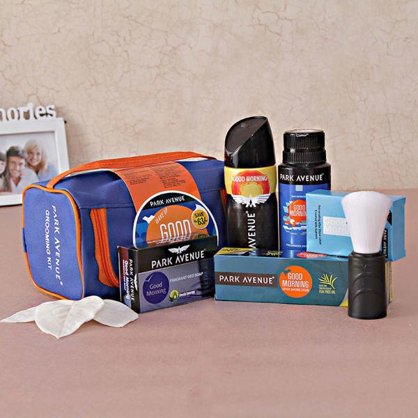 Park Avenue Grooming Kit