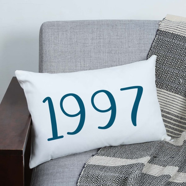 Personalized Canvas Cushion