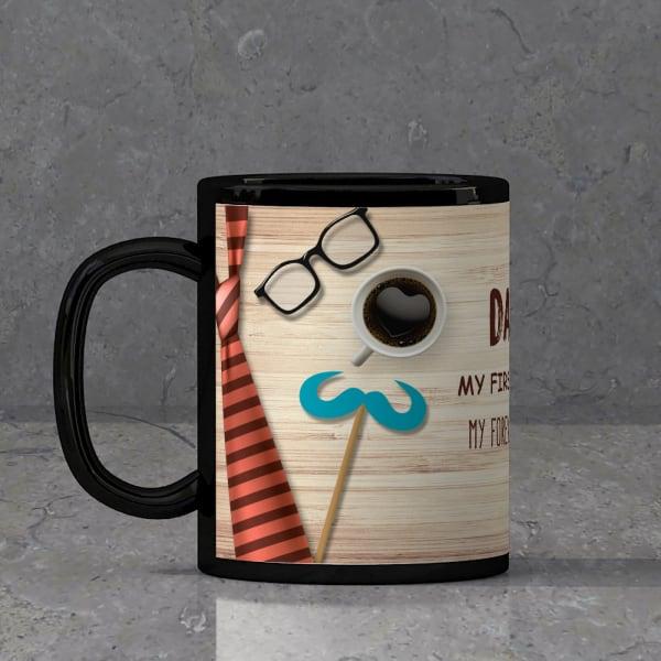 Personalized Ceramic Mug for Dad
