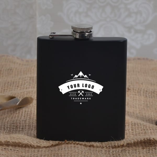 Personalized Hip Flask