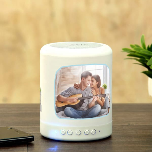 Personalized LED Bluetooth Speaker