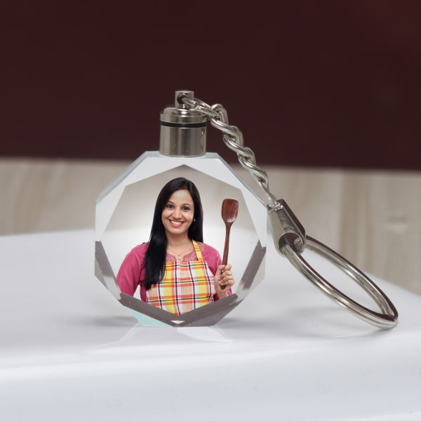 Personalized LED Keychain