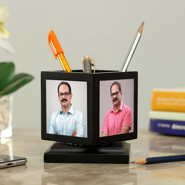 Personalized Pen Stand for Birthday