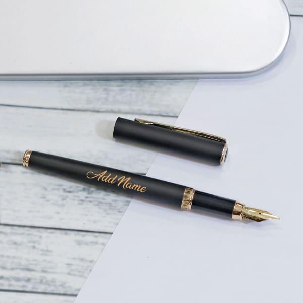 Personalized Pierre Cardin Fountain Pen