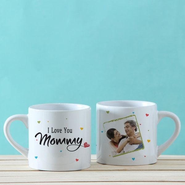 Personalized Tea Cup for Mommy & Daddy