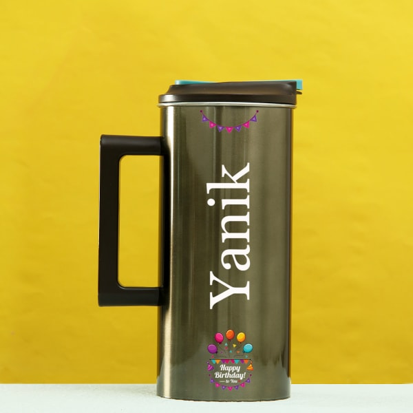 Personalized Water Jug