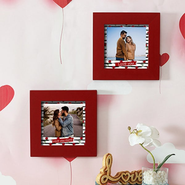 Personalized Wooden Photo Frames