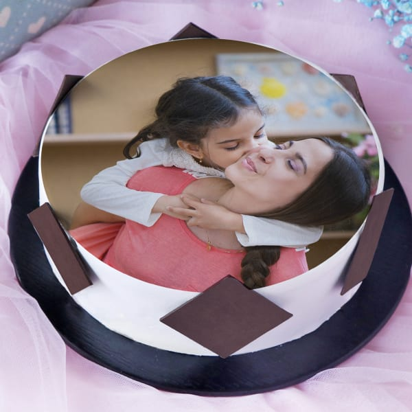 Photo Cake for Daughter (Half Kg)