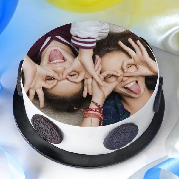 Photo Cake for Friends (Half Kg)