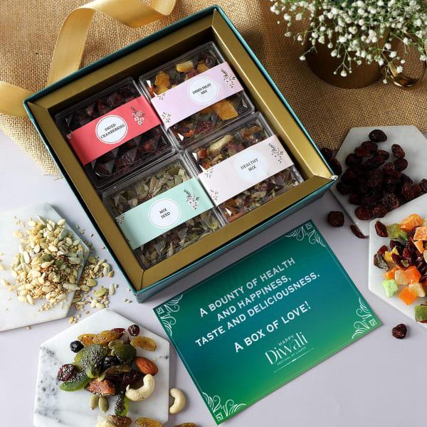 Premium Healthy Snacks Diwali Hamper