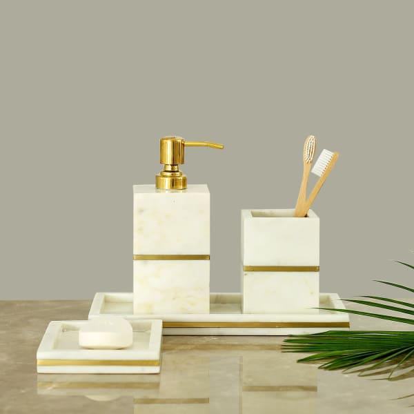 Premium Marble Bathroom Accessories