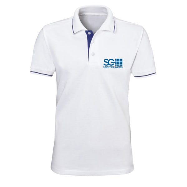 Premium Tipped Polo T-shirt
