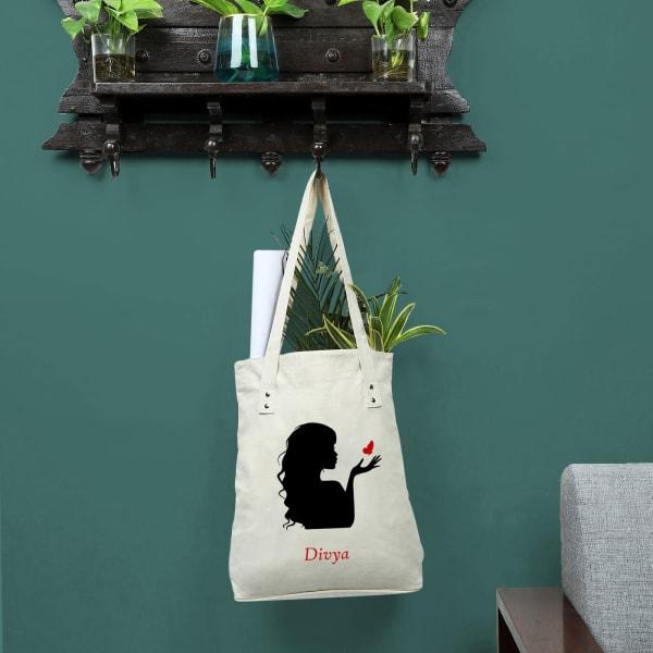 Pretty Woman Eco-Friendly Canvas Shopping Bag