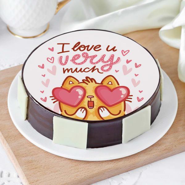 Proposal Cake (Half Kg)
