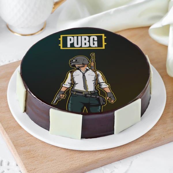 PUBG Cake (Half Kg)
