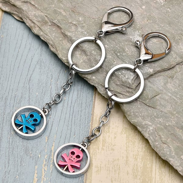 Quirky Key Chain Set