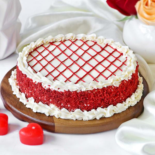 Red Velvet Cake ( Half Kg)