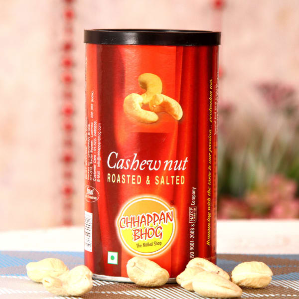 Roasted Cashews: Gift/Send Addons Gifts
