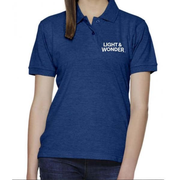 Rufty Solid Polo T-Shirt For Women