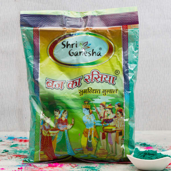 Scented Gulal Pack