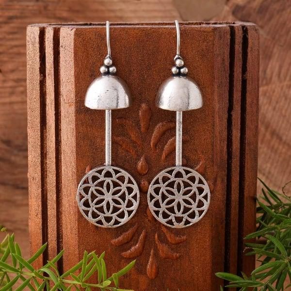 Snowflakes Inspired Earrings