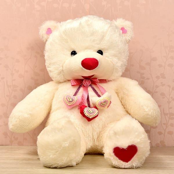 Soft & Cute Teddy Bear