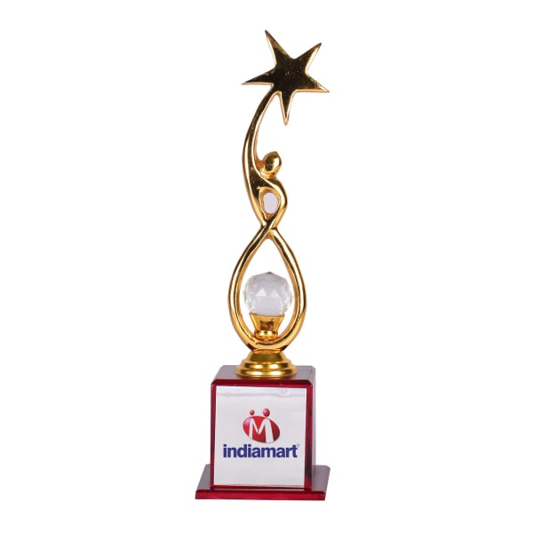 Star Sculpture Trophy