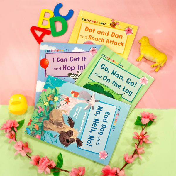 Storybooks for Children - Set of 4