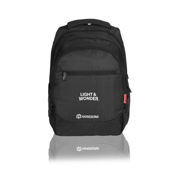 Stud Laptop Backpack