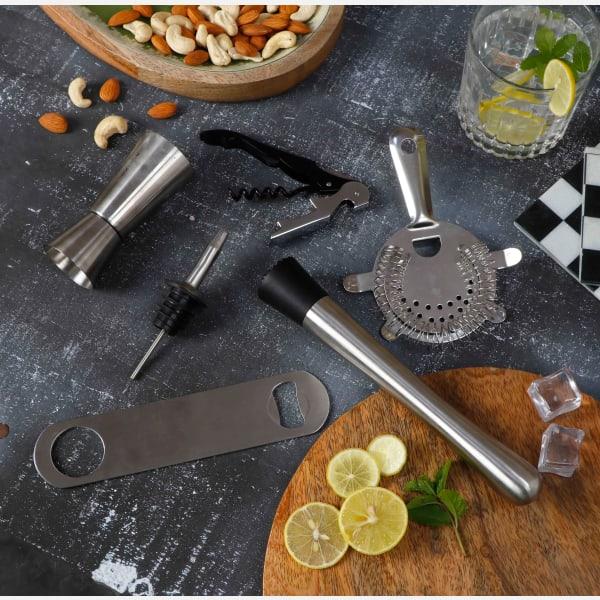 Stylish Bar Tools Set (6 Pcs.)