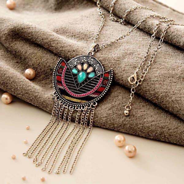 Stylish Fashion Necklace Set: Gift/Send Peripherals Gifts