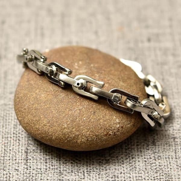 Stylish Metallic Bracelet for Men