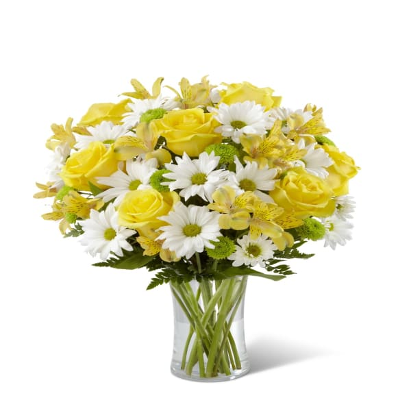 Sunny Sentiments Bouquet