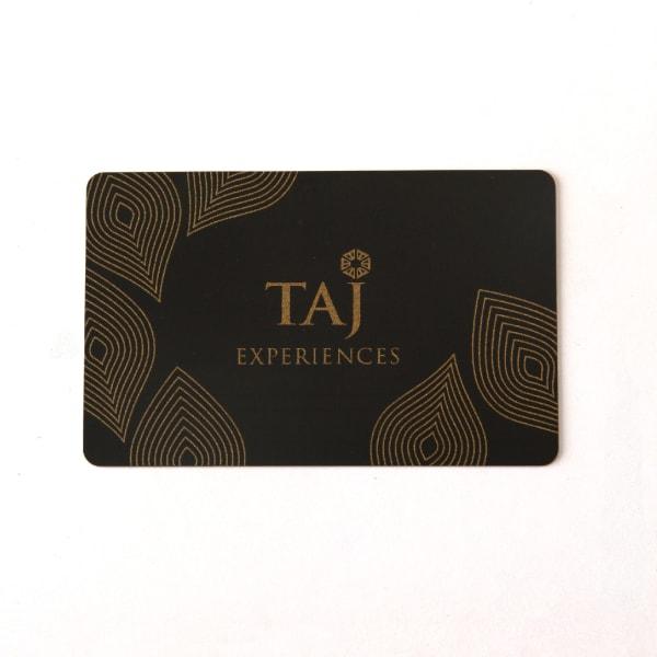 Taj Experiences 5000 INR Personalized Birthday Gift Card