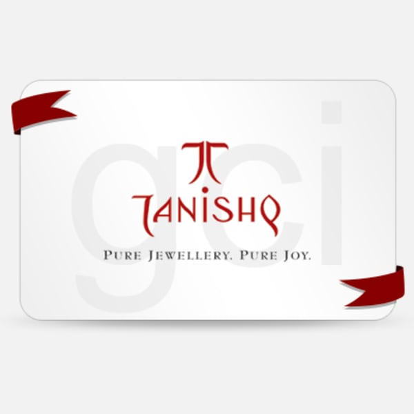 Tanishq Gift Card - Rs. 1000